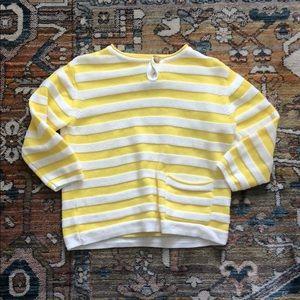 Zara Baby Boy Striped Sweater